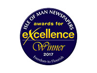 Isle of Man Awards for Excellence Finalist Logo