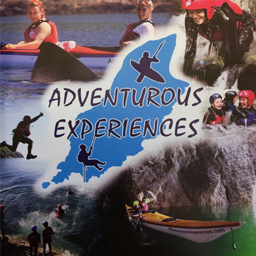 Adventurous Experiences Brochure