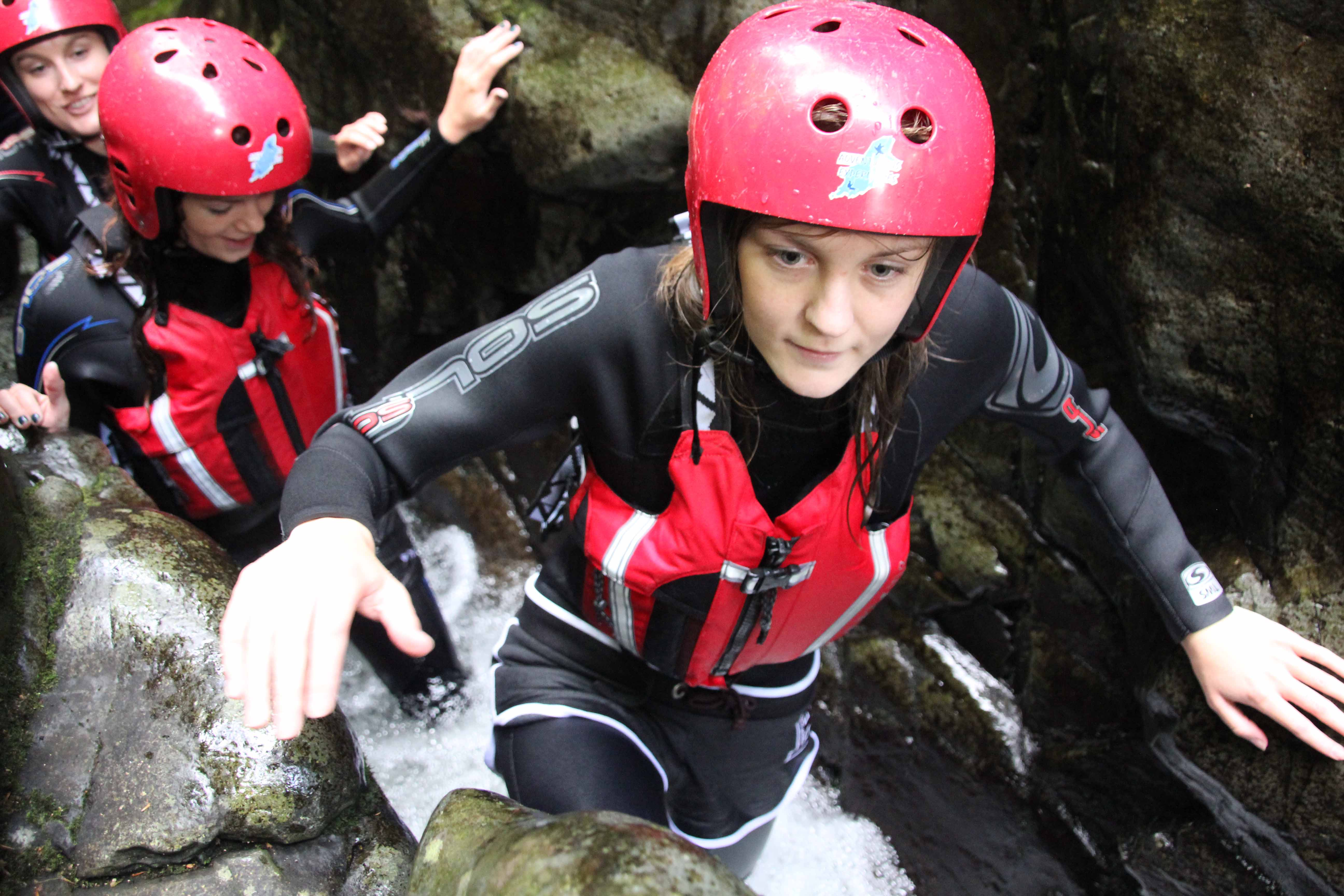 Unforgettable Gorge Scrambling experiences in the Isle of Man