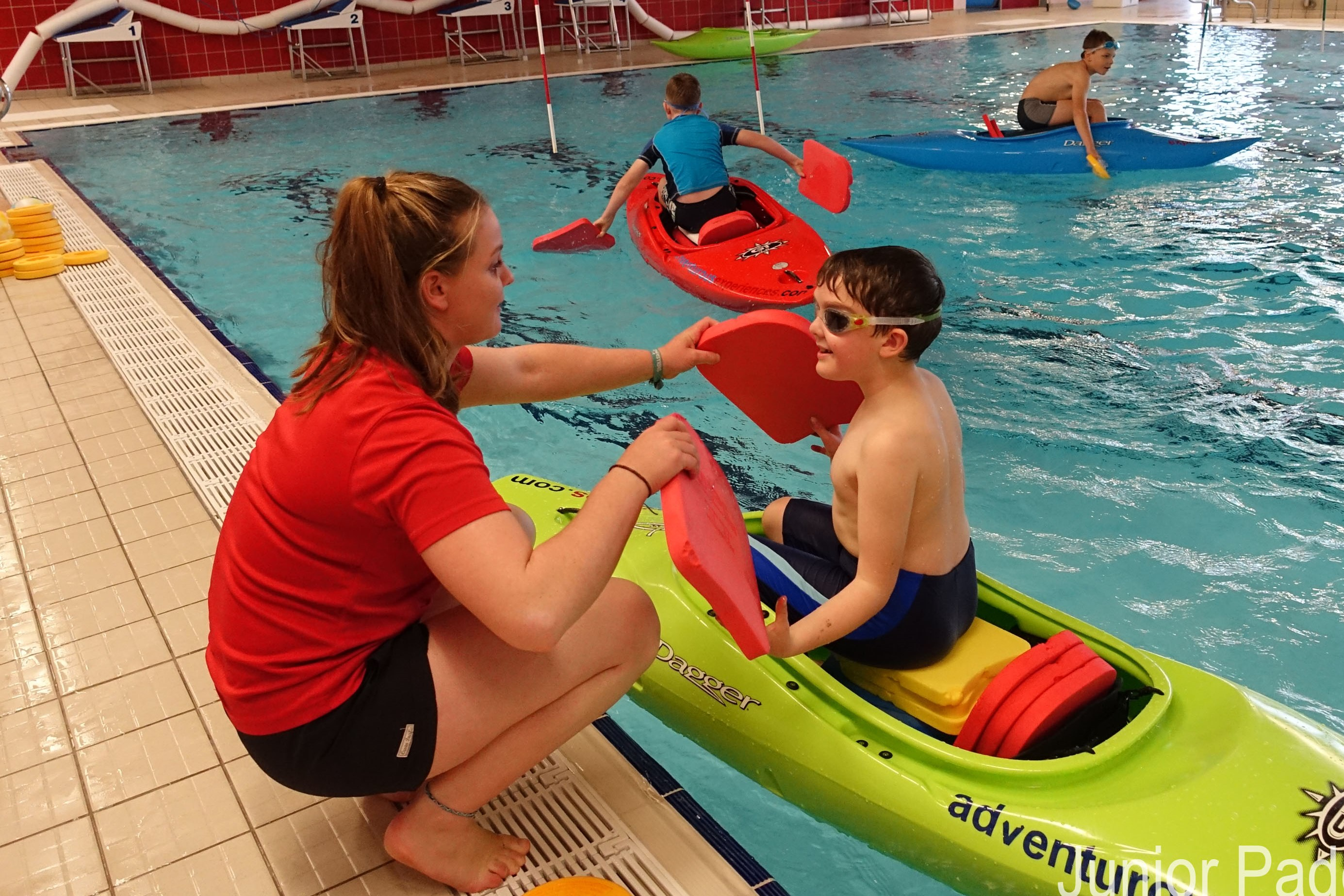 Junior Paddlesport Isle of Man - Innovative Coaching