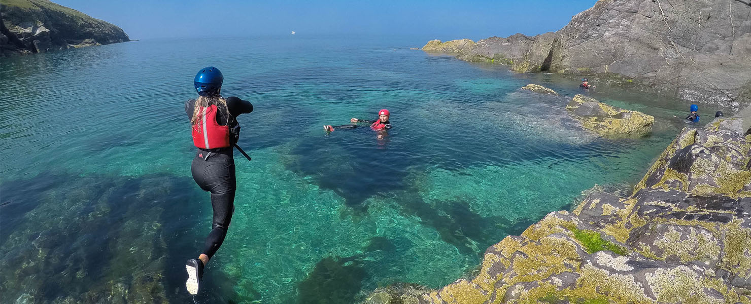 Coasteering - Adventurous Experiences